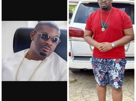 See What Don Jazzy said About his Upcoming Birthday, And to his Fans
