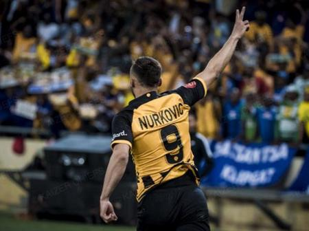 Special motivation for Special Kaizer Chiefs striker