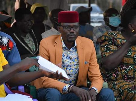 Kiminini MP Didmus Baraza In Troubles As Keiyoo Council Of Elders Accuse Him As Disrespectful Leader
