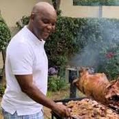 Meet : Pitso Mosimane, and see his luxurious life. - See his pictures away from the ground