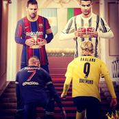 Bacerlona Star Lionel Messi Names 2 Player Likely To Replace Him And Ronaldo
