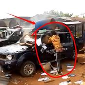 'They Deserve It!' Shortly After Some Prisoners Escaped In Edo, See What Protesters Did
