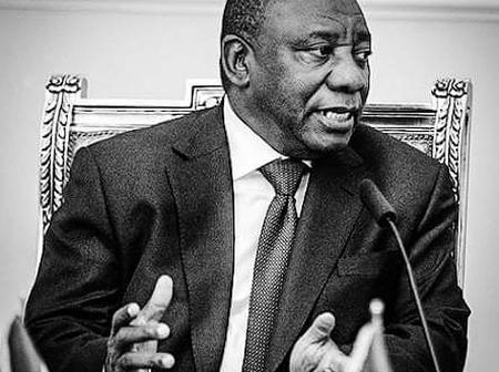 Opposition Parties take a jive at Ramaphosa's open letter to ANC Members.