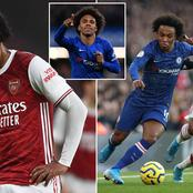Arsenal Fans Not Pleased With Willian. See The Reasons Behind That