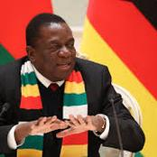 Good News For All Zimbabweans As Joe Biden Warns Mnangagwa Concerning The State Of The Nation.