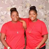 Meet The Lovely Twin Daughters of Late Nollywood Actor, Sir Bruno Iwuoha