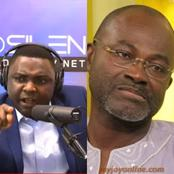 Apologise to Mahama immediately - Angry Kelvin Taylor tells Kennedy Agyapong