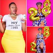 Meet The Lady Who Has HIV And Is Still Living Happily Since 1992