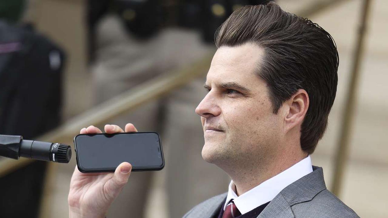 Plea deal could spell more trouble for Matt Gaetz