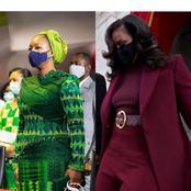 Fashion Battle: Samira Bawumia Vrs Michelle Obama (Photos)