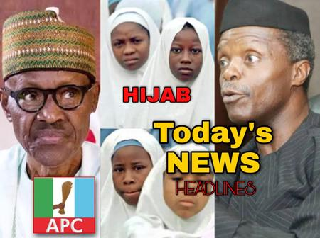 Today's News: People Want To Turn Osinbajo Against Buhari—FG, Imo Attack Was Against Buhari—Uzodinma
