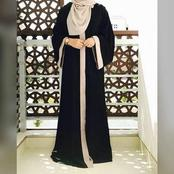 Checkout Stunning Abaya Styles for Gorgeous Muslim Ladies