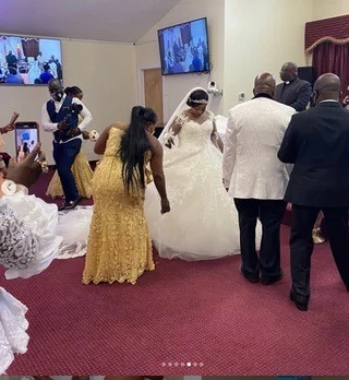 a32bff28a48544dbba795b4e13aeb6fd?quality=uhq&resize=720 - Kyeiwaa Finally Consoled, Recounts Over The Death Of Her Bridesmaids On Sunday Worship Service
