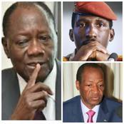 Compaoré poursuivi pour le meurtre de Sankara, Alassane Ouattara dans l'embarras
