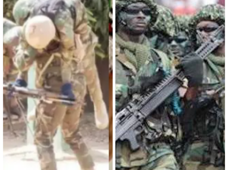 Today's Headlines: Gunmen Kill Nigerian Soldiers In Akwa-Ibom, Police Rescue Kidnap Victims