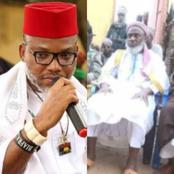 Nnamdi Kanu alleges that Sheikh Gumi once called Boko Haram a blessing to Nigeria- See reactions