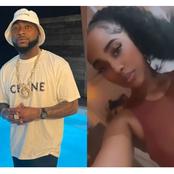 Davido spotted with a mystery woman, sparks breakup rumor with Chioma