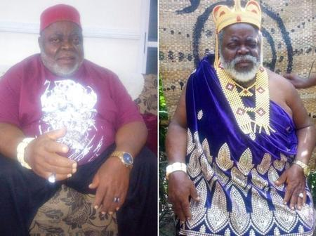 Details On How Veteran Nollywood Actor, Jim Lawson Died