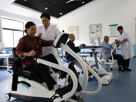 Central China's Henan province explores new method of elderly care