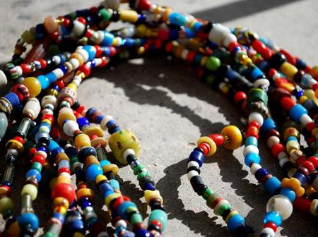 History of African Beads