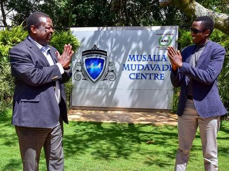 The Man Mudavadi Intends to Use in Winning Part of Ruto's Rift Valley Votes - Opinion