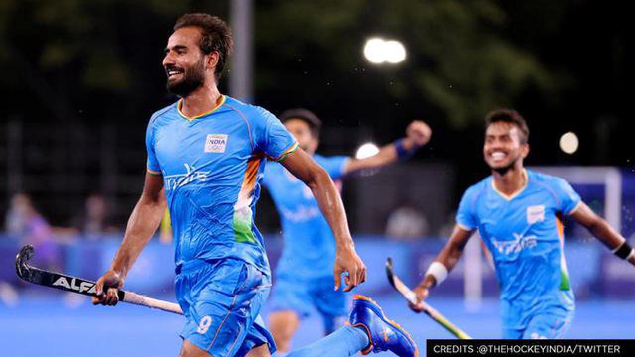 Team GB's men's hockey team are forced to settle for a 2-2 draw with gold medal contenders Belgium after having a CLEAR goal denied in the first half - but still qualify to set up quarter-final clash with India