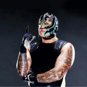 Rey Mysterio's cool car collection