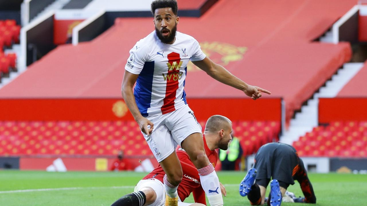 Everton: Fans react to Andros Townsend footage