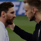 Rakitic to Messi: I have a trophy you will never have