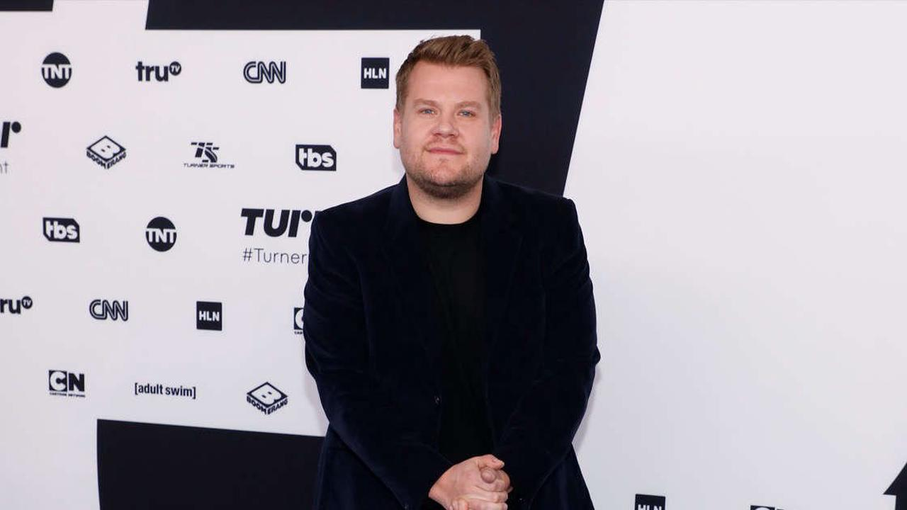 James Corden Says Doing This One Thing Helped Him Shed 23 Pounds