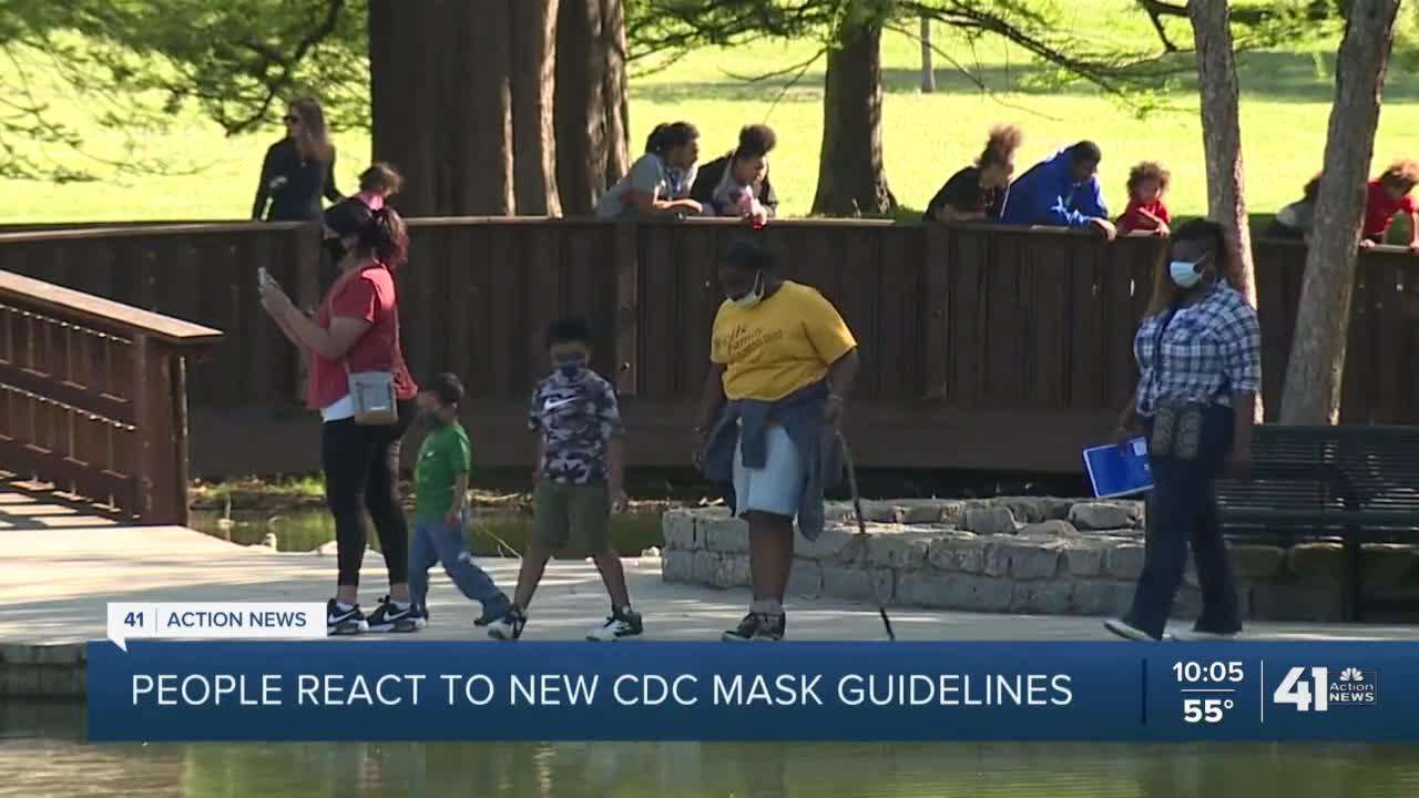 CDC mask order receives mixed emotions in Kansas City metro