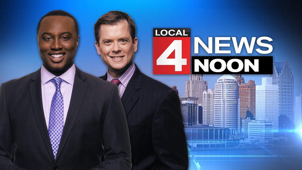 Watch Local 4 News at Noon -- Jan. 15, 2021