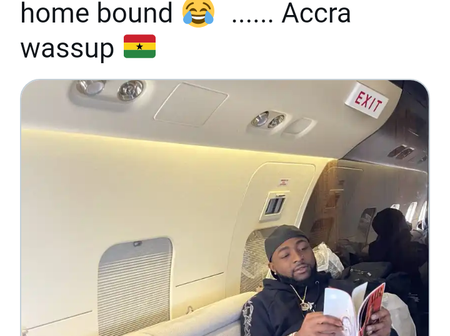 Davido Posted On Twitter With An Infinix Device While His Tweet Was Showing Twitter For Iphone