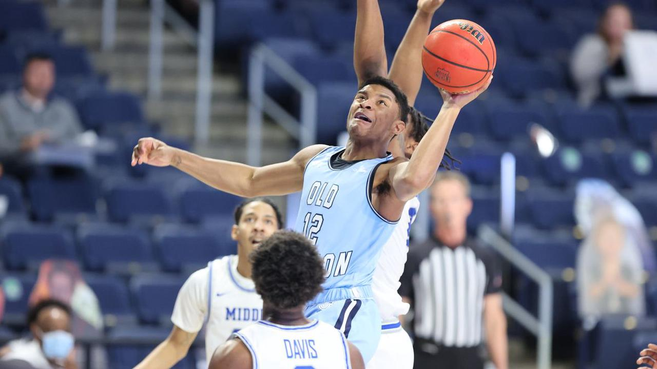 Hunter comes up big in Old Dominion's win over Middle Tennessee, sets up C-USA showdown with Western Kentucky