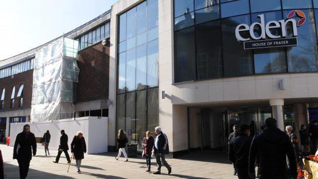 Member of staff racially abused in the Eden Centre