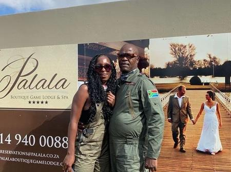 Generations Actor Kenneth Mashaba Age difference With His Girlfriend Left Mzansi Speechless