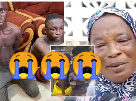 Finally Man Whose Son Was Murdered By Sakawa Boys Reveals More Truth