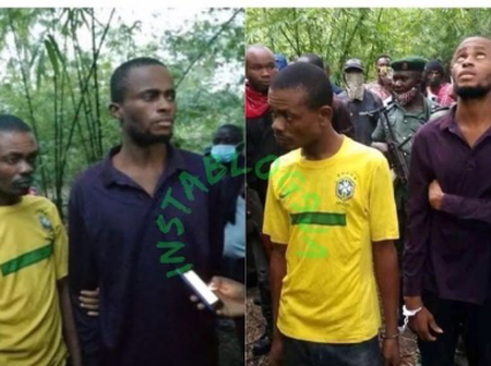 Painful: Three Policemen Buried Alive by Cultists and Oil Thieves In Rivers State.