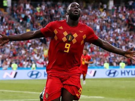 Romelu Lukaku stat for Belgium is unreal