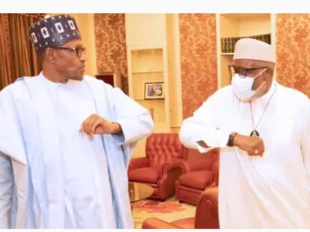 Today's Headline: Man Beats Wife & Child To Death With Shovel, Buhari Meets With Ooni Of Ife & More