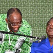Maurice Kakou Guikahué : un modèle de fidélité en politique.