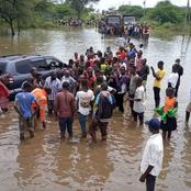 Fears As The Water Level Of Lake Baringo Rises (PHOTOS)