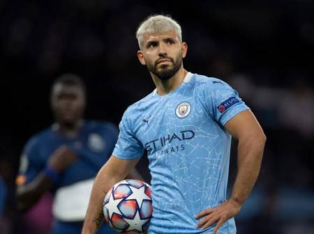 Aguero Has Already Hinted EPL Club He Is Likely To Join After Leaving Man City