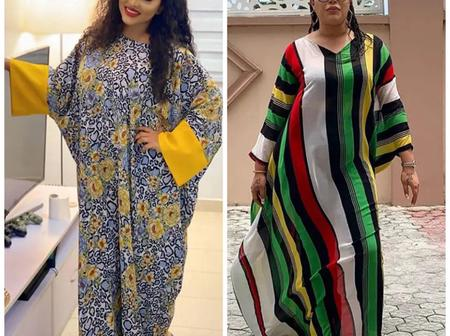 Adunni Ade And Mercy Aigbe In Stunning Boubou Gowns