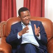 Machakos Governor Alfred Mutua Says Current Coalition's Formed By Leaders Are Meant To Retain Power