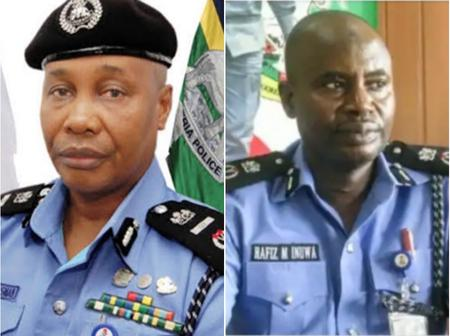 IGP Appoints New Force Secretary, Check Out His State Of Origin