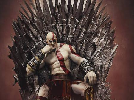 Kratos, the God of War