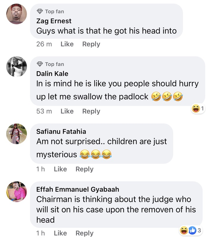 "a399fb8c5bb5f015456f6c8b86feaf7f?quality=uhq&resize=720 - ""Oh God Save Your Children"": Ghanaians Reacts After A Mob Bucket Got Stuck On This Boy's Neck"