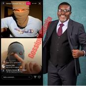 Anonymous Hacked Kanayo O Kanayo's IG Account