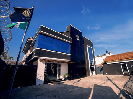Check Out What The Headquarters And Studio House Of Don Jazzy's Record Label Look Like (Photos)